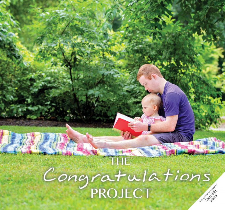 The Congratulations Project Cover